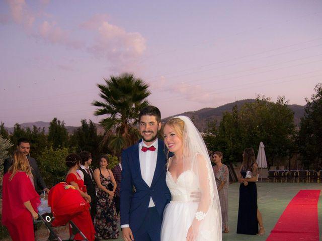 La boda de Adan y Cristina  en Casabermeja, Málaga 20