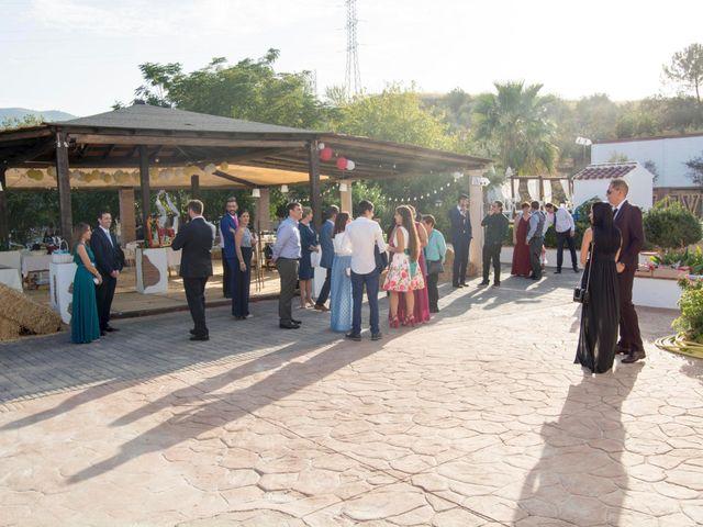 La boda de Adan y Cristina  en Casabermeja, Málaga 23