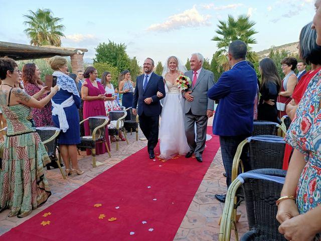 La boda de Adan y Cristina  en Casabermeja, Málaga 24