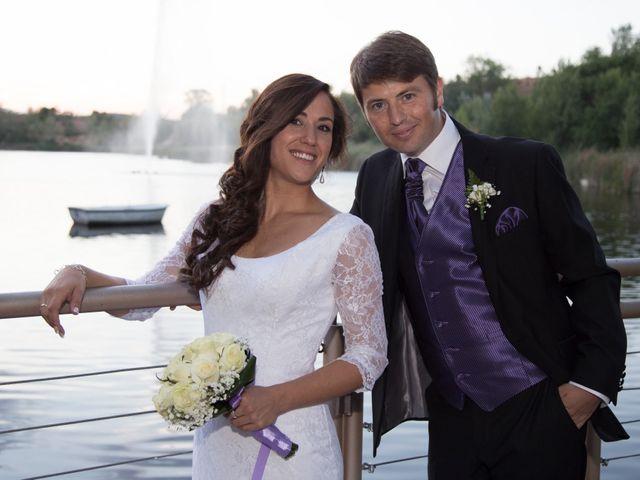 La boda de Diana y Ruben