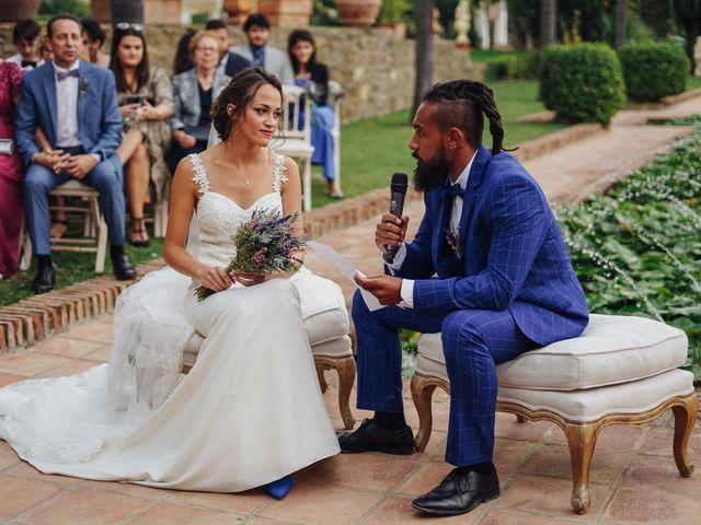 La boda de Giovanni y Giulia en Mijas, Málaga 13