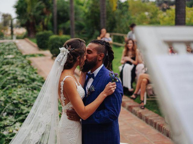 La boda de Giovanni y Giulia en Mijas, Málaga 15