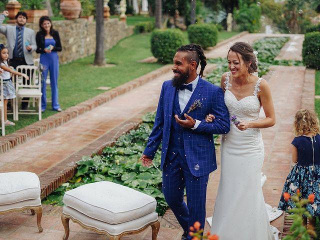 La boda de Giovanni y Giulia en Mijas, Málaga 16