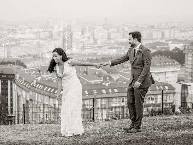 La boda de Manuela y David