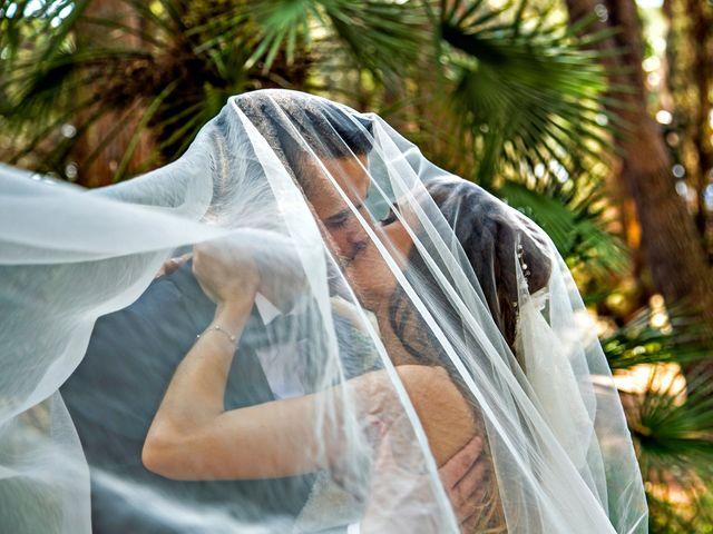 La boda de Beatriz y Quim