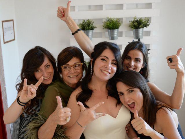La boda de Paula y Julio en Sant Quirze Safaja, Barcelona 10