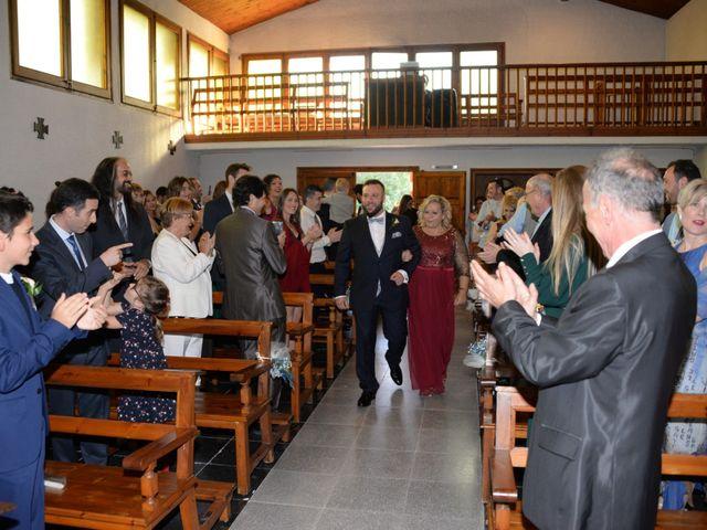 La boda de Paula y Julio en Sant Quirze Safaja, Barcelona 12