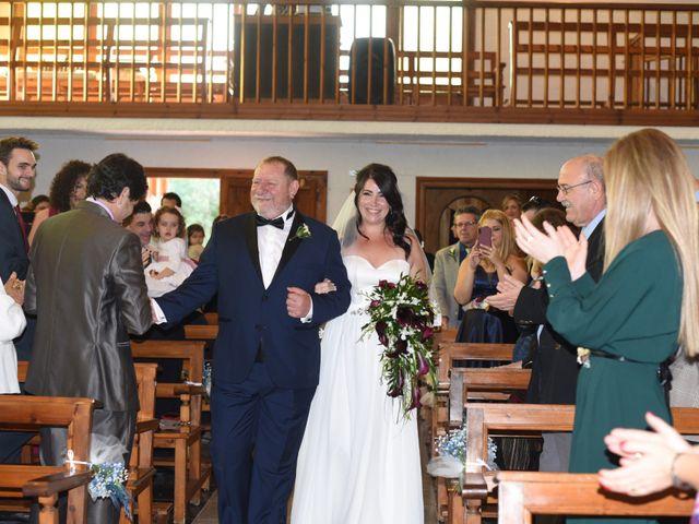 La boda de Paula y Julio en Sant Quirze Safaja, Barcelona 13
