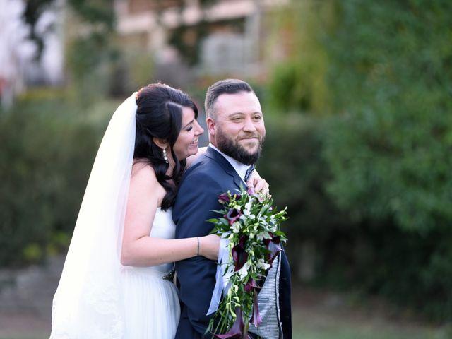 La boda de Paula y Julio en Sant Quirze Safaja, Barcelona 16