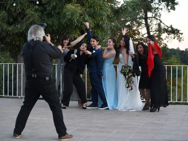 La boda de Paula y Julio en Sant Quirze Safaja, Barcelona 27