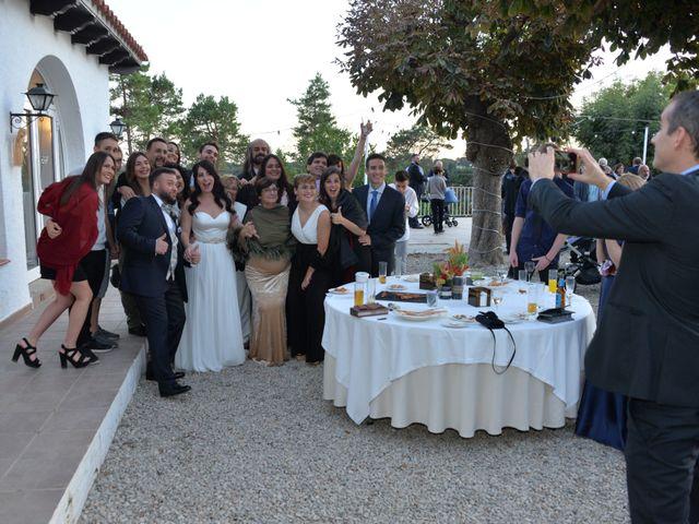 La boda de Paula y Julio en Sant Quirze Safaja, Barcelona 28