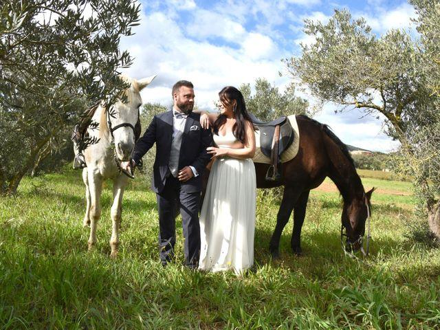 La boda de Julio y Paula