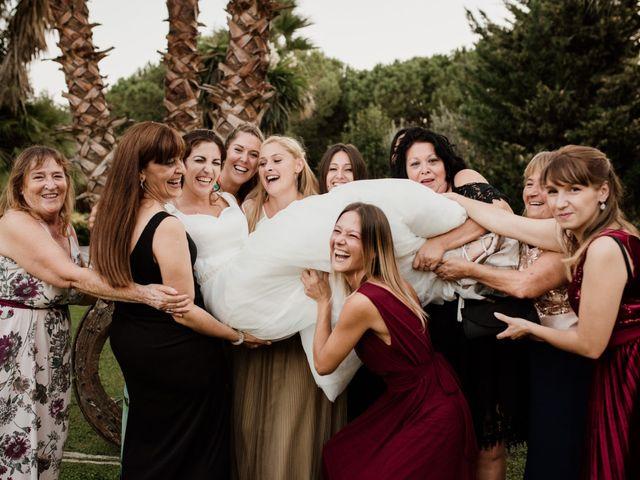 La boda de Noel y Miriam en Vilassar De Mar, Barcelona 25
