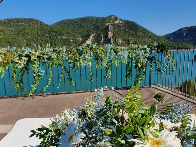 La boda de Pedro  y Jesica  en Ligüerre De Cinca, Huesca 1