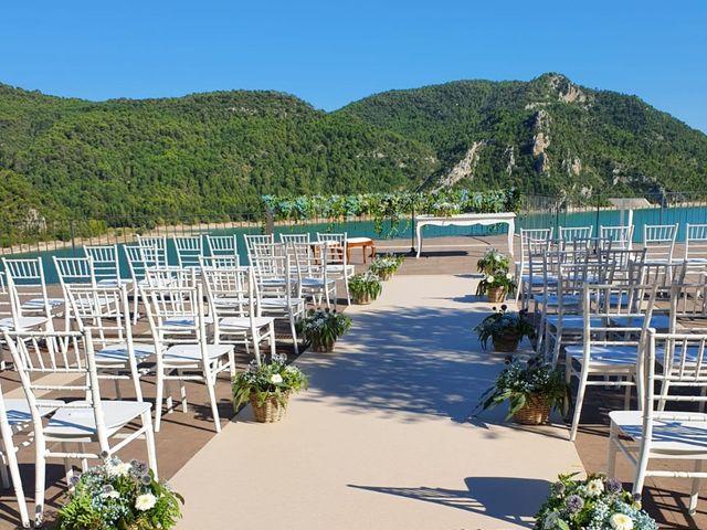 La boda de Pedro  y Jesica  en Ligüerre De Cinca, Huesca 6
