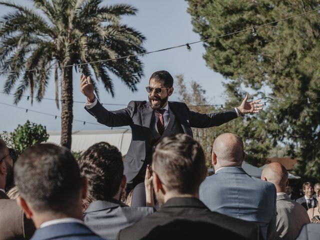 La boda de Firas y Iris en Nules, Castellón 26