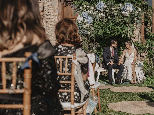 La boda de Firas y Iris en Nules, Castellón 32