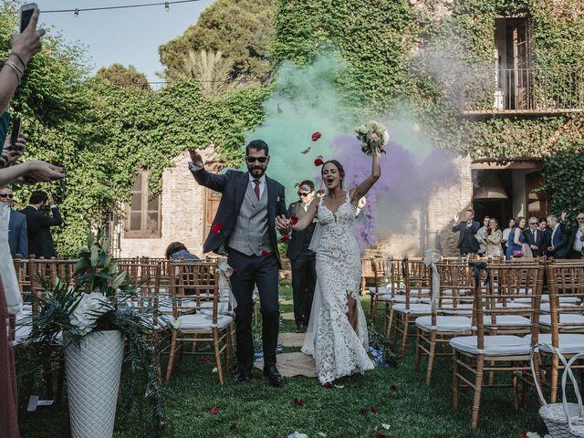 La boda de Firas y Iris en Nules, Castellón 39