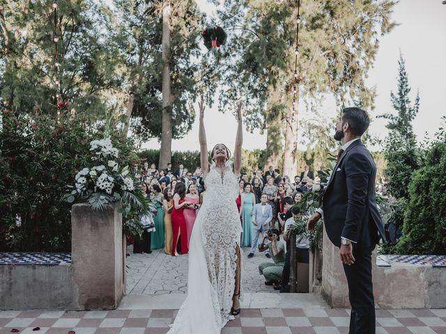 La boda de Firas y Iris en Nules, Castellón 40