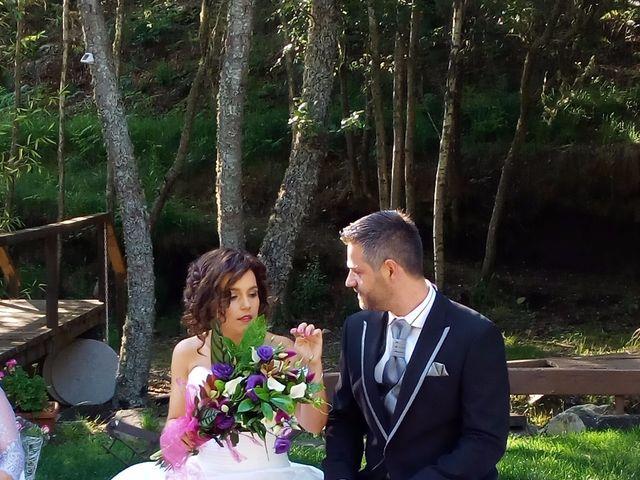 La boda de David  y Mónica en Sarreaus, Orense 3