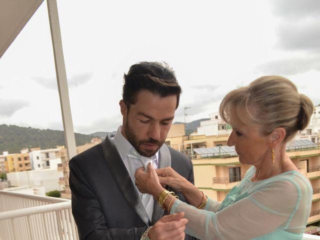 La boda de Alejandro y Leticia en Sant Josep De Sa Talaia/sant Josep De La, Islas Baleares 5