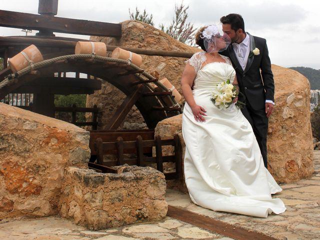 La boda de Alejandro y Leticia en Sant Josep De Sa Talaia/sant Josep De La, Islas Baleares 14