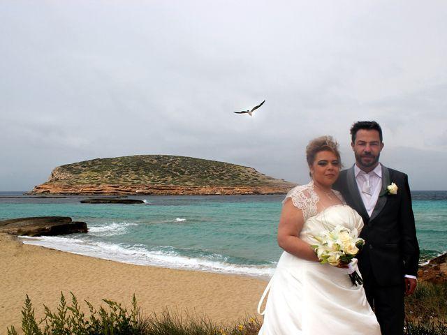 La boda de Alejandro y Leticia en Sant Josep De Sa Talaia/sant Josep De La, Islas Baleares 15