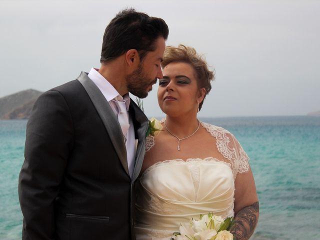 La boda de Alejandro y Leticia en Sant Josep De Sa Talaia/sant Josep De La, Islas Baleares 17