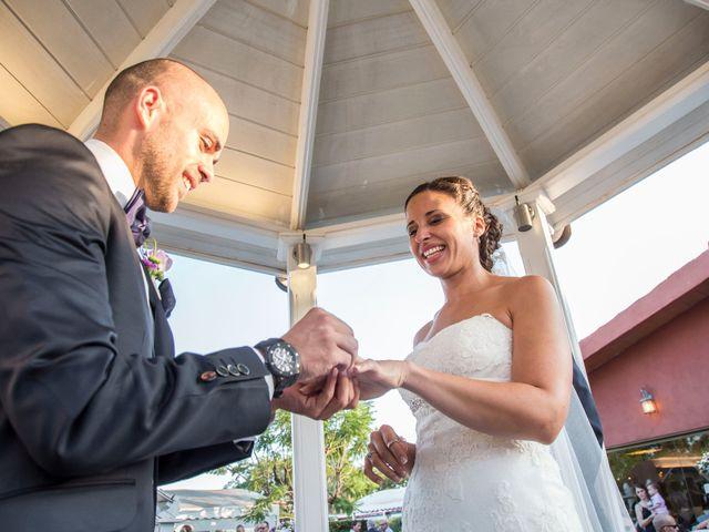 La boda de Raquel y David