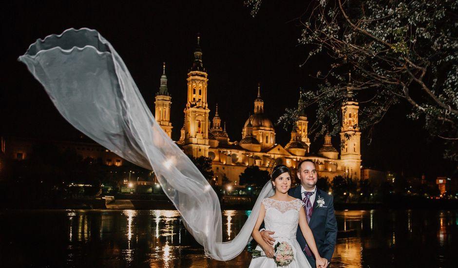 La boda de Aitor y Jéssica en Zaragoza, Zaragoza