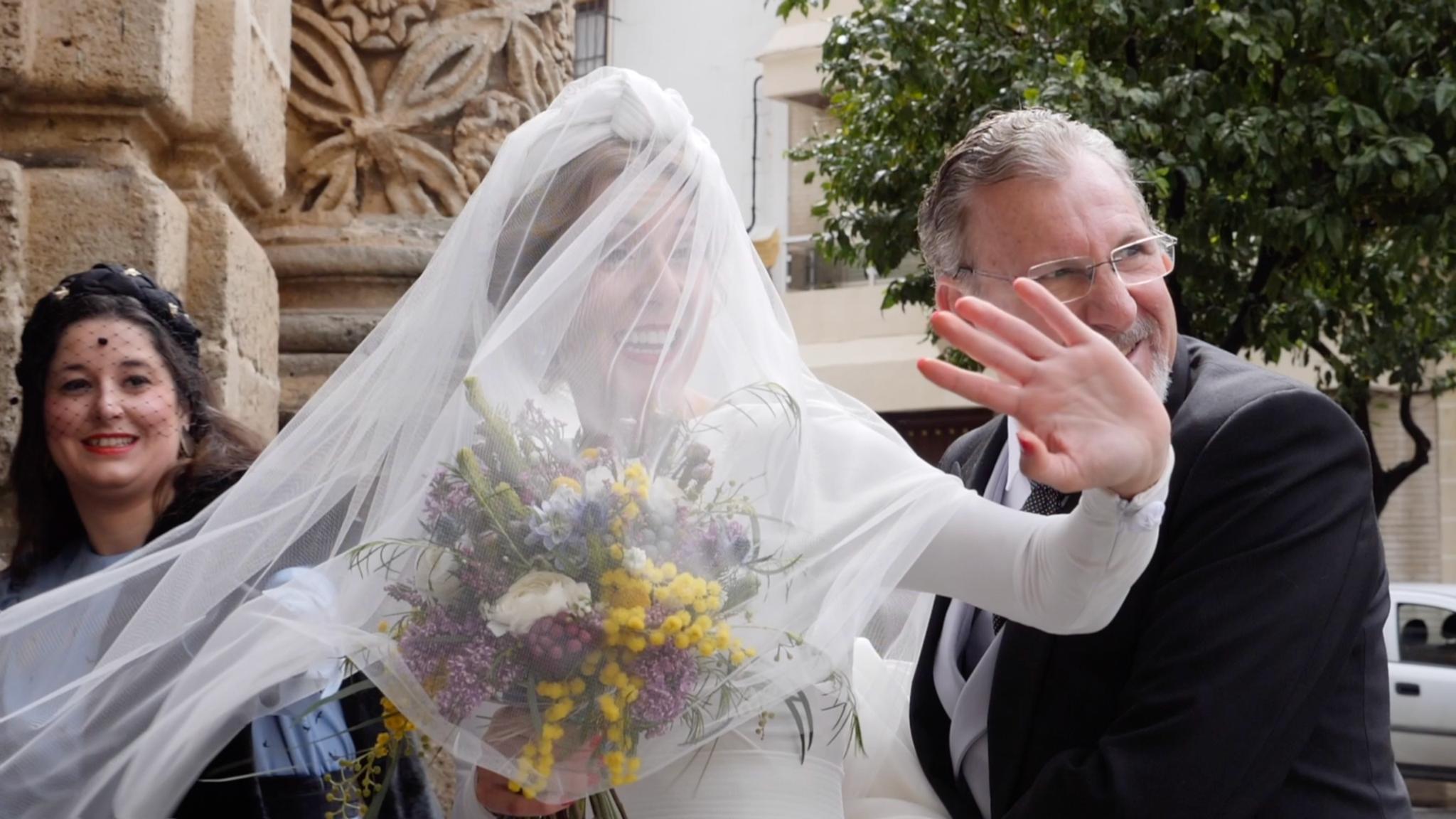 La boda de Jesús García Paz y Beatriz en Jerez De La Frontera, Cádiz