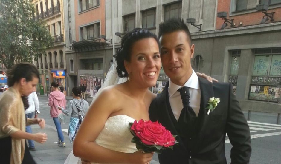 La boda de Néstor y Marta en Madrid, Madrid