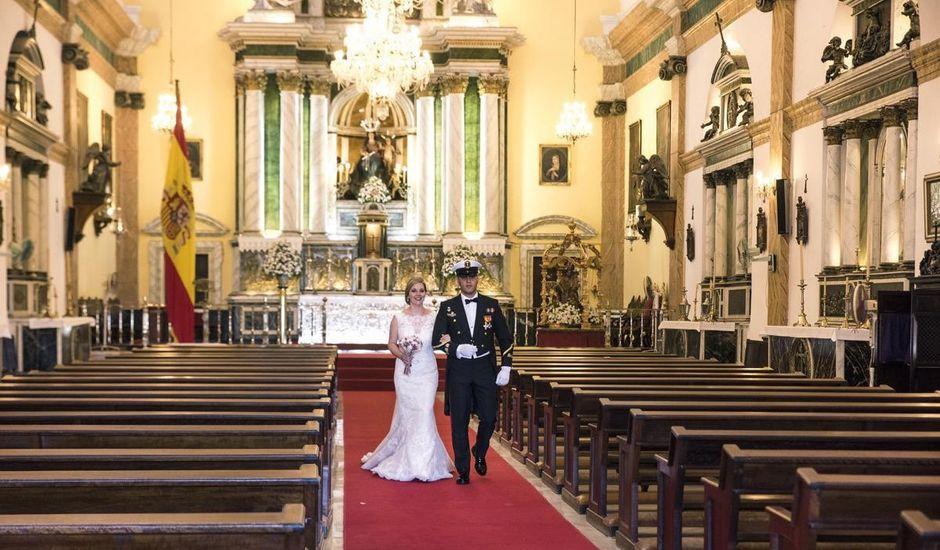 La boda de David y Eva en San Fernando, Cádiz