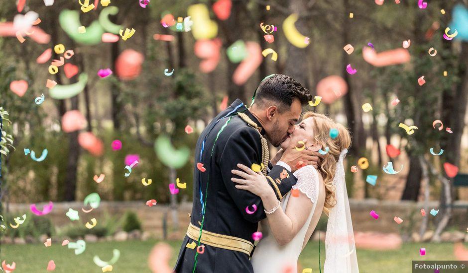 La boda de David y Lucia en Valdetorres De Jarama, Madrid