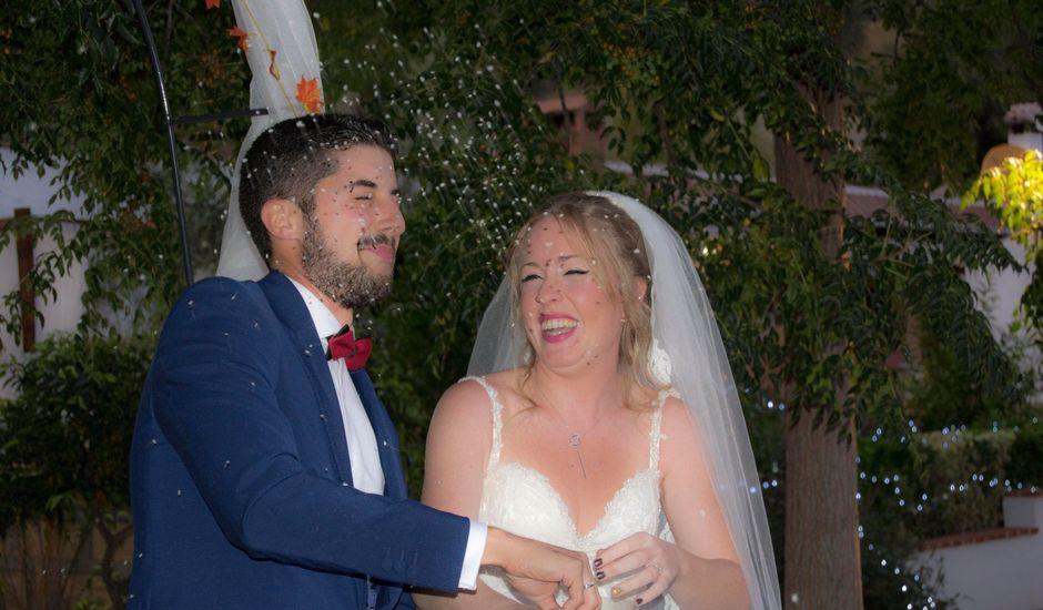 La boda de Adan y Cristina  en Casabermeja, Málaga