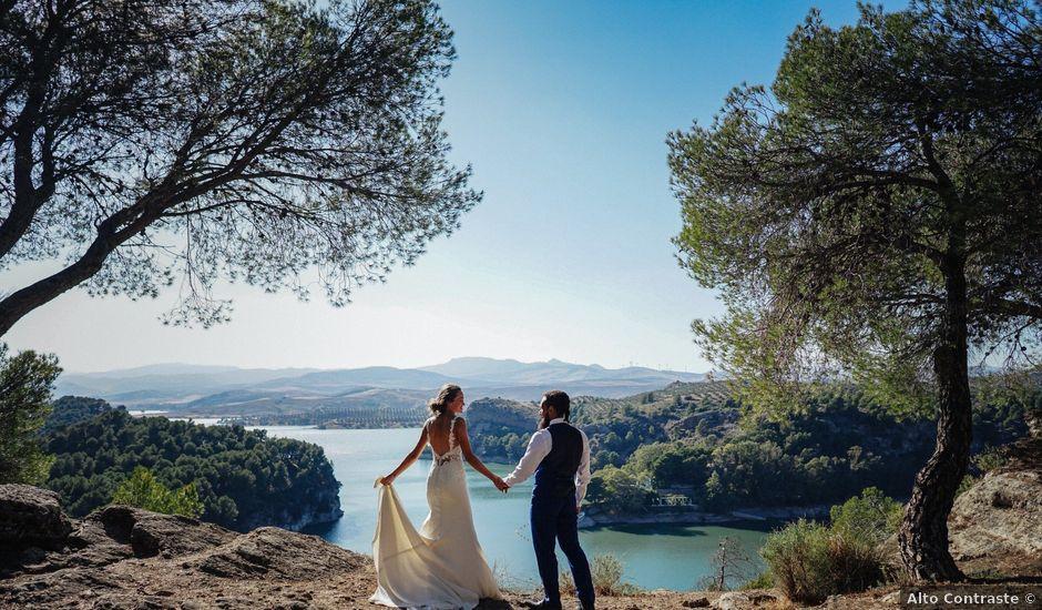 La boda de Giovanni y Giulia en Mijas, Málaga