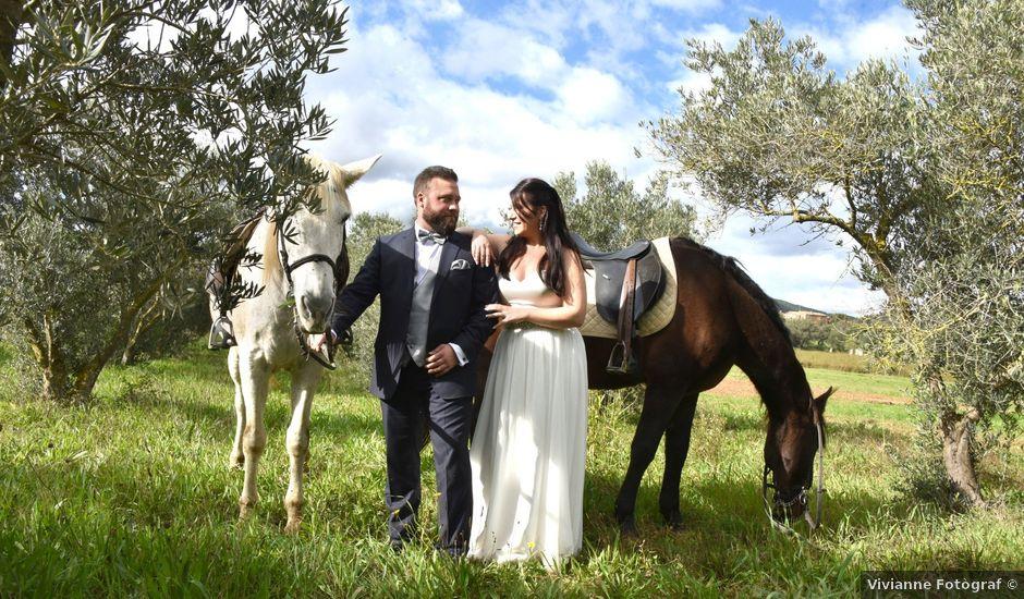 La boda de Paula y Julio en Sant Quirze Safaja, Barcelona