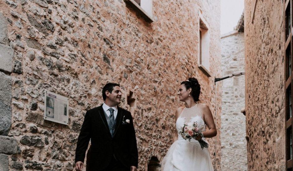 La boda de Pedro  y Jesica  en Ligüerre De Cinca, Huesca
