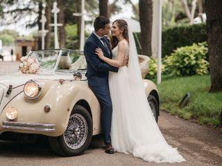 La boda de Gabriel  y Evelina