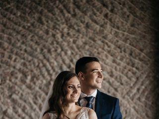 La boda de Gabriel  y Evelina  2