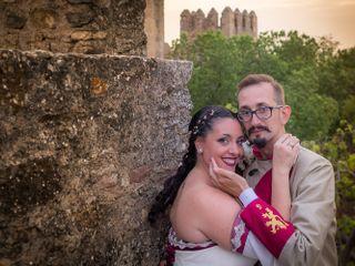 La boda de Marta y Paco
