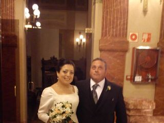 La boda de Marce y Toñi 1