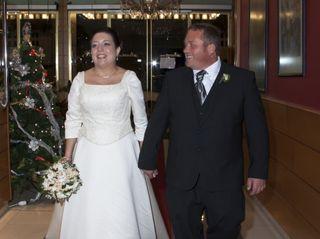 La boda de Marce y Toñi