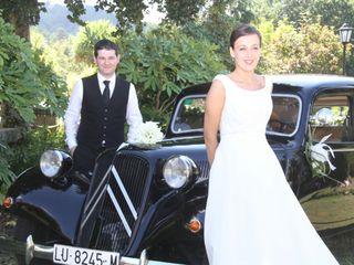 La boda de Sheila y Moncho