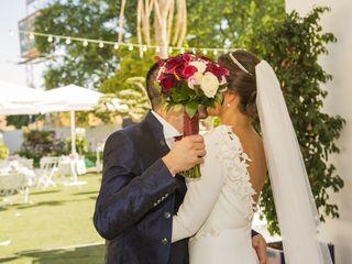 La boda de Vero y Manolo