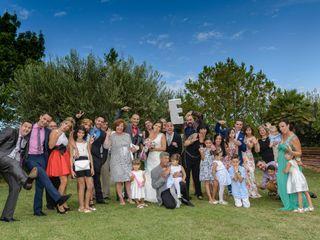 La boda de Pilar y Enrique