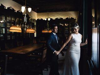 La boda de Gema y Santi