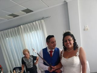 La boda de Arelys  y Juan José 1