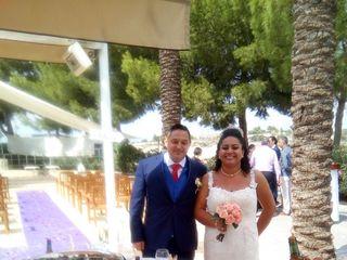 La boda de Arelys  y Juan José 2