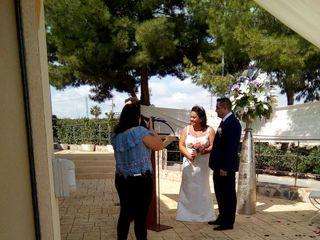 La boda de Arelys  y Juan José 3